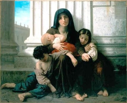 charity-by-williiam-adolphe-bouguereau