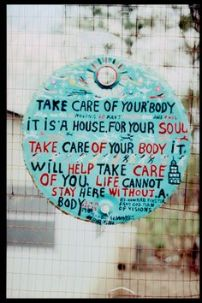 Howard Finster, Take Care of Your Body,