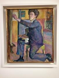Giocometti self portrait