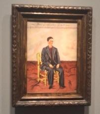 Frida Kahlo - Self Portrait