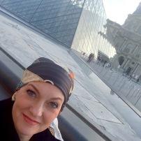 IM Pei's Louvre Pyramid