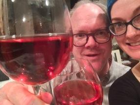 Rose wine from Ellen