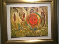 Frida Kahlo - The Sun of Life