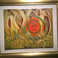 Frida Kahlo - The Sun of Life