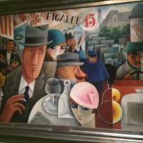 """Miguel Covarrubias - """"An American in Paris,"""" ca 1929 - Miguel Covarrubias"""