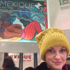 Mexique Exhibit at Grand Palais