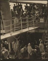 """Alfred Stieglitz, """"Steerage"""" 1907"""
