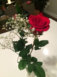 Mr. Vagil's Final Rose