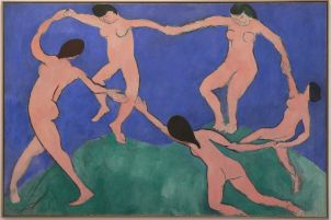 Dance, ca 1910